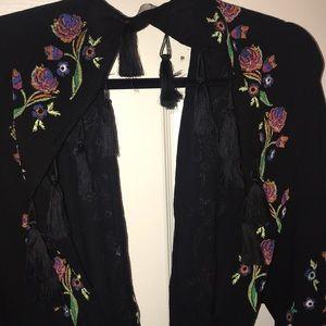 ASOS Swim - ASOS open back robe